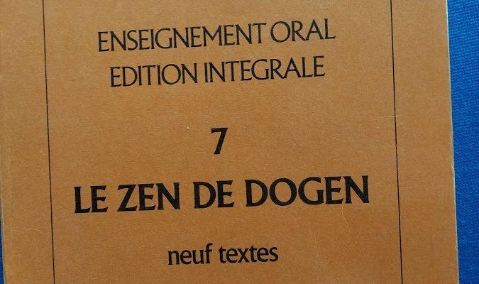 livre de Taisen Deshimaru Grands Classiques Zen