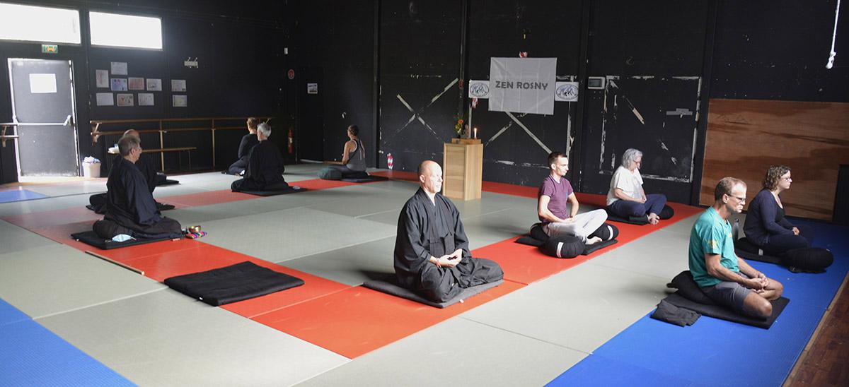 initiation à la méditation zazen rosny