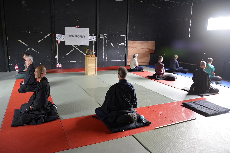 initiation à la méditation zen à Rosny avec l'Association Zen de Rosny